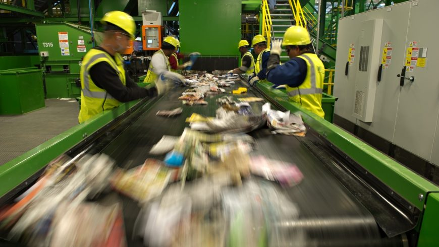 Waste Management Services & Total Waste Solution